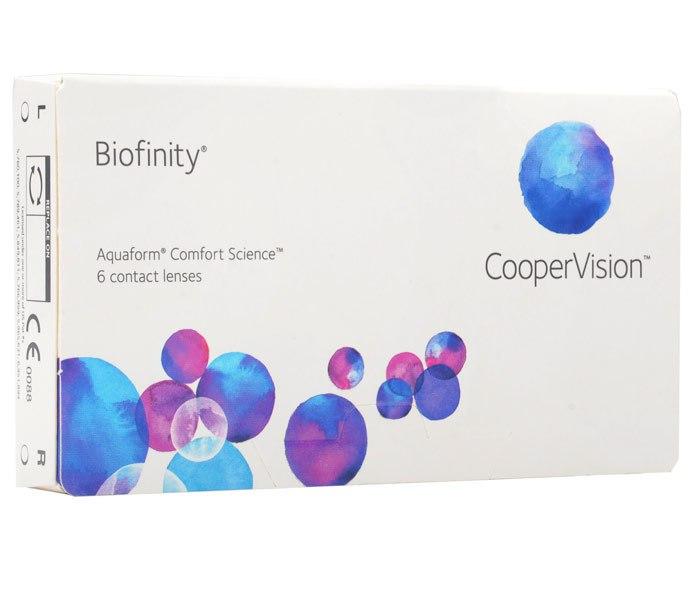 Biofinity, 6шт.