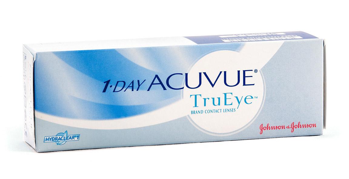1-Day Acuvue TruEye, 30шт.