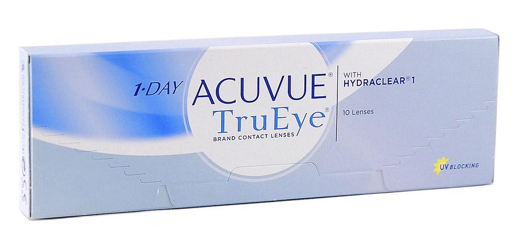 1-Day Acuvue TruEye, 10шт.