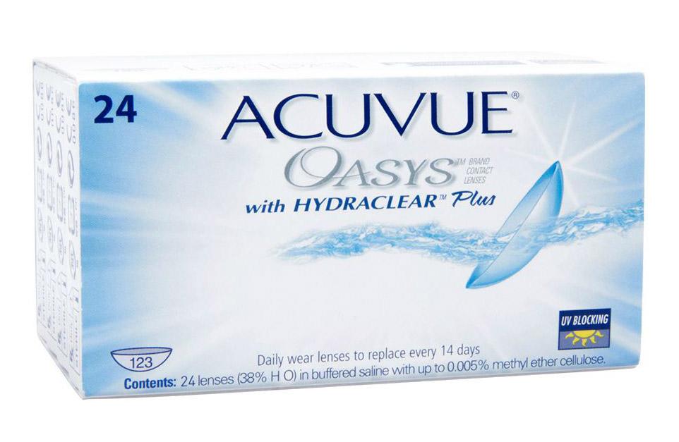 Acuvue Oasys, 24шт.