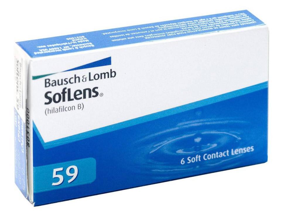Soflens59, 6шт.