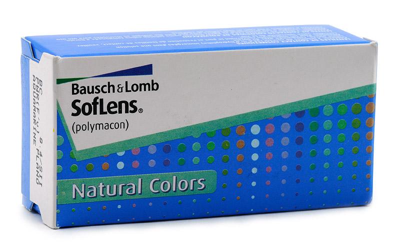 SofLens Natural Colors, 2шт.