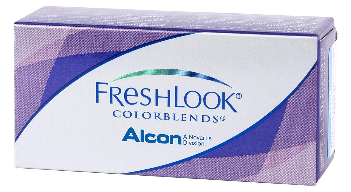 FreshLook ColorBlends, 2шт.