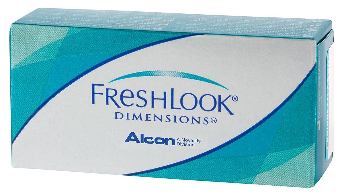 FreshLook Dimensions Plano, 2шт.