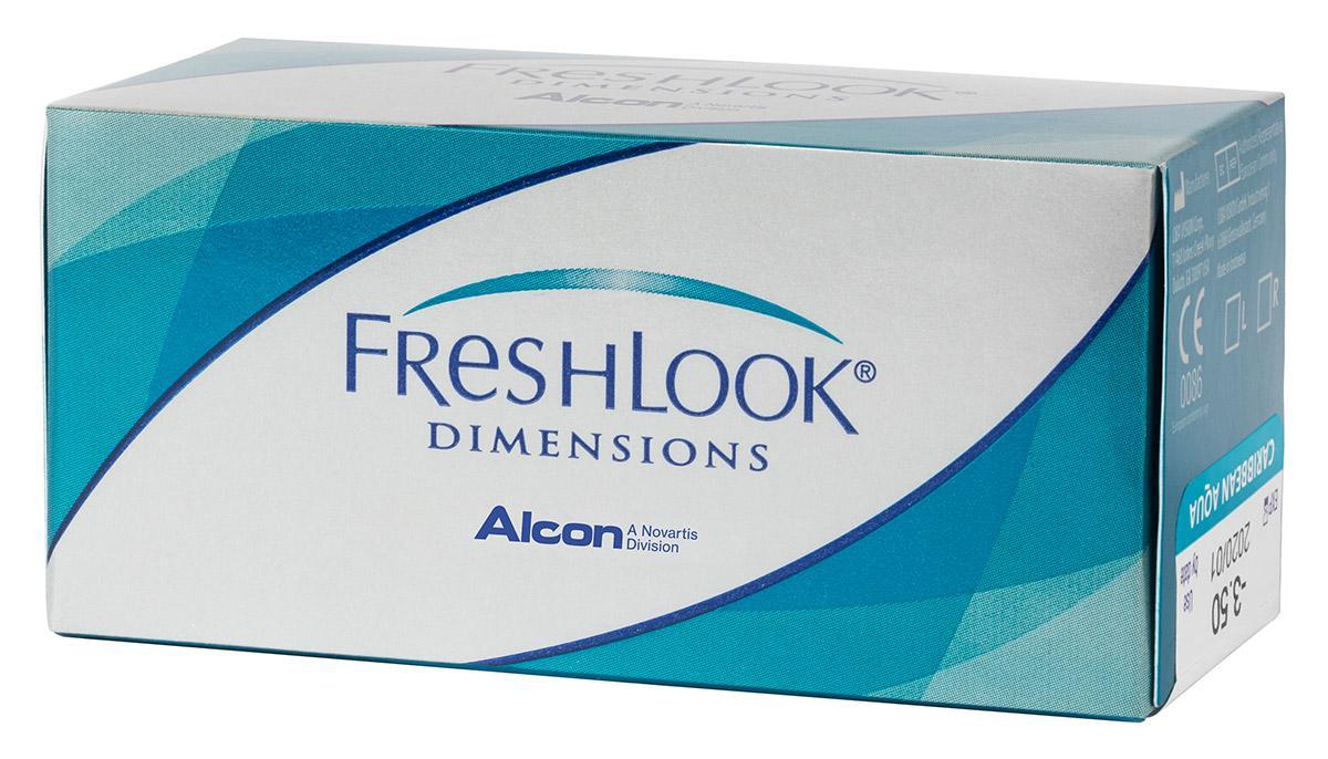 FreshLook Dimensions, 6шт.