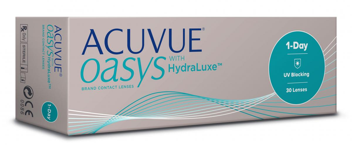 Acuvue Oasys 1-Day, 30 шт.
