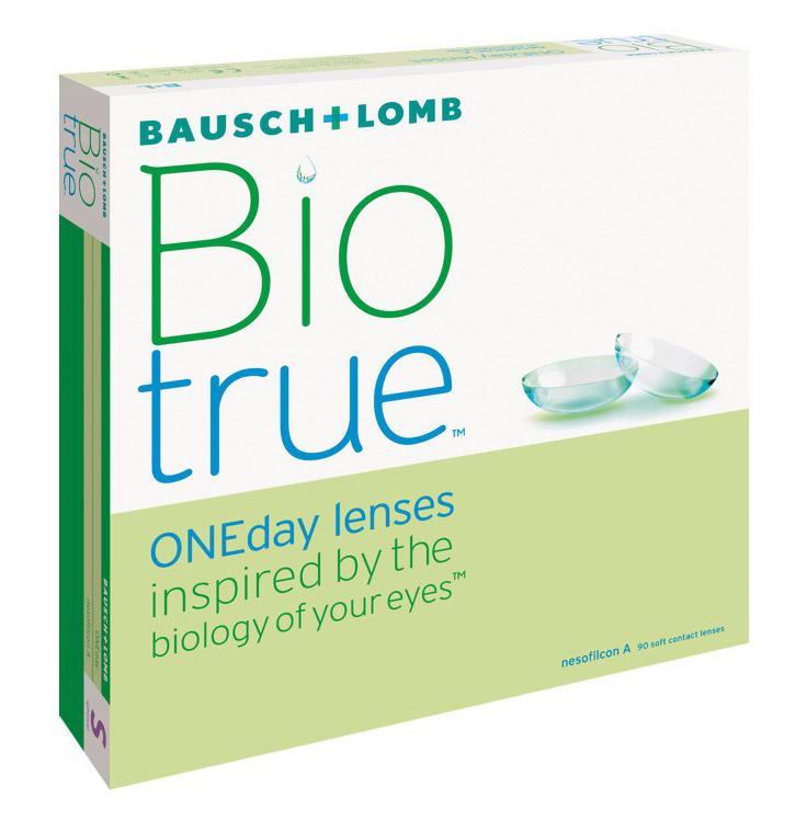 BioTrue ONEday, 90шт.