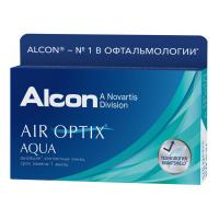 Air Optix Aqua, 6 шт.