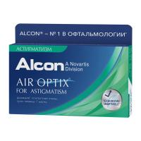 Air Optix for Astigmatism, 3 шт.