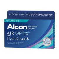 Air Optix plus HydraGlyde, 6 шт.
